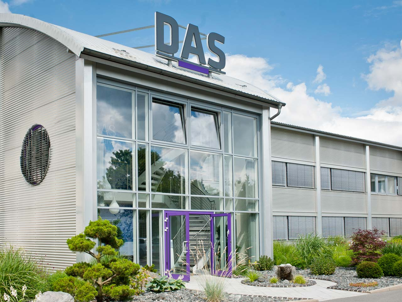 DAS Headquarter in Dresden