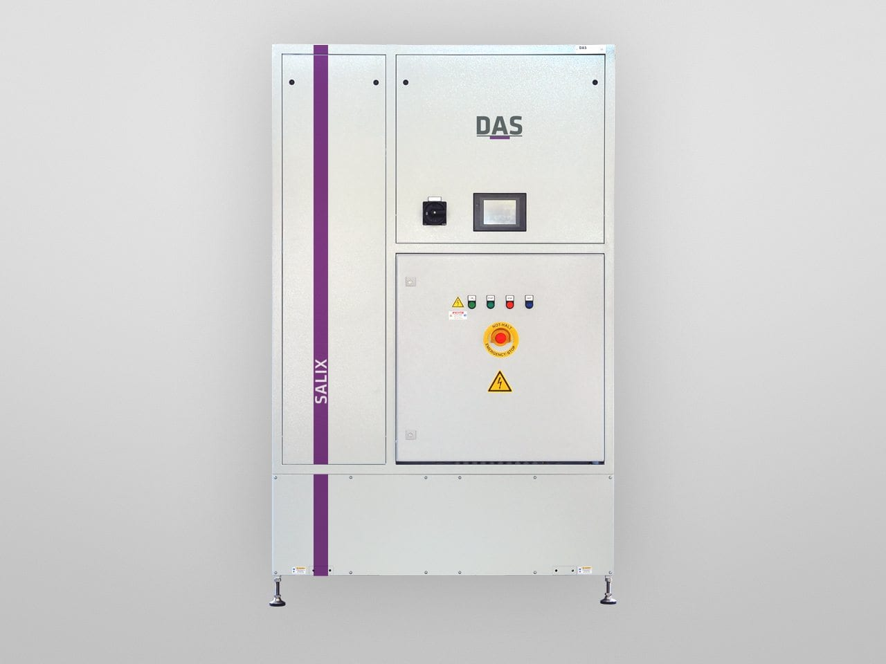 Case Study Waste Gas Treatment Wet Bench Processes | DAS