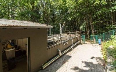 Tratamiento eficaz de aguas residuales para el Parque Nacional Suiza Sajona