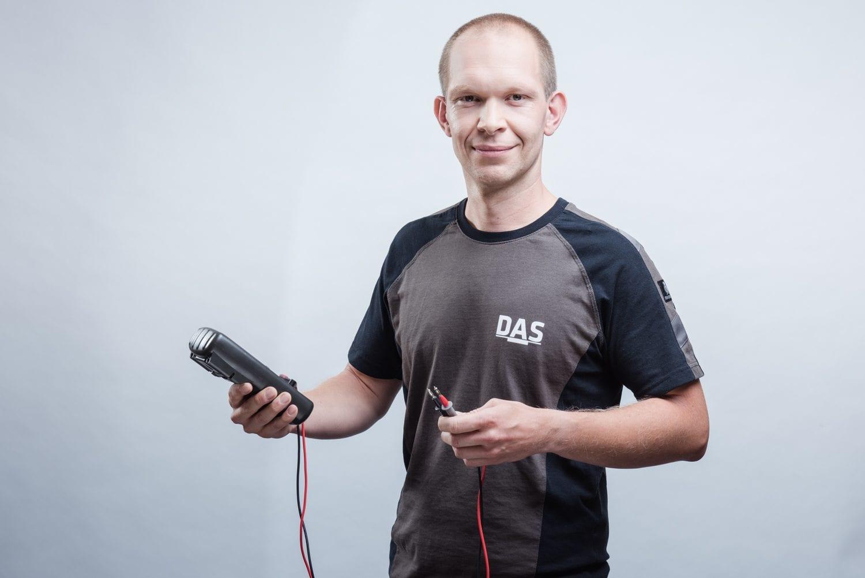 Ausbildung zum Mechatroniker bei DAS Environmental Expert in Dresden
