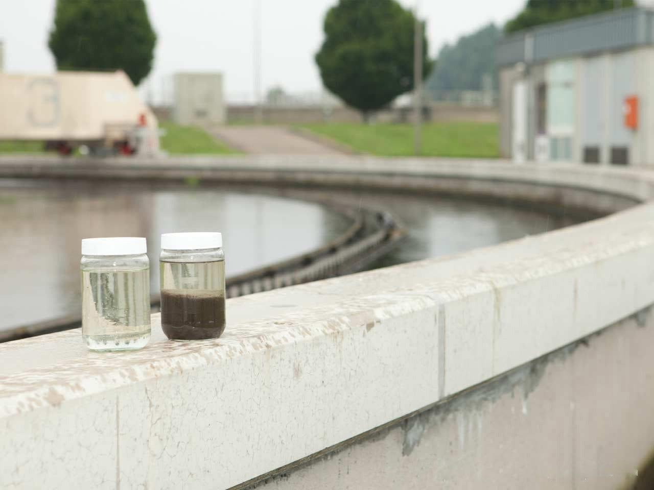 Biologische Abwasserbehandlung DAS EE