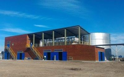 DAS errichtet Anlage zur Abwasseraufbereitung in Lateinamerika