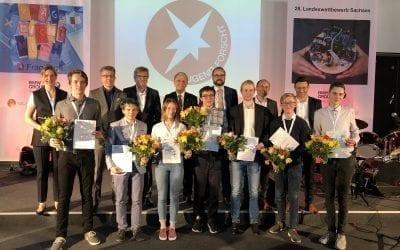 DAS unterstützt wieder junge Forscher und Forscherinnen