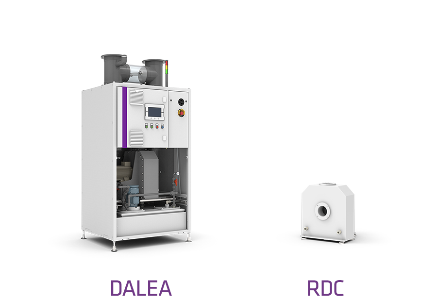 Product Overview DALEA/RDC